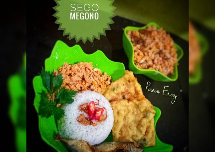 Sego(Nasi) Megono