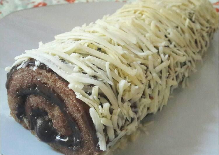 Bolu Gulung Kukus Coklat/pr_recookanekabolkus