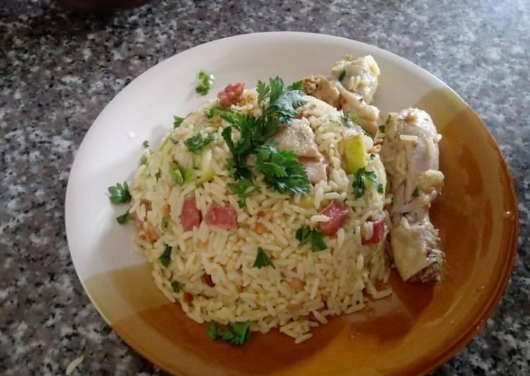World doff rice
