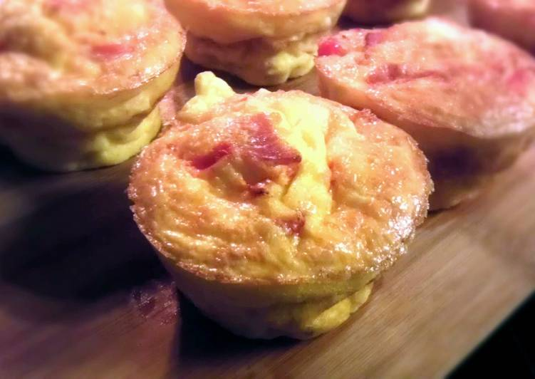 Simple Way to Make Super Quick Homemade Egg Muffins