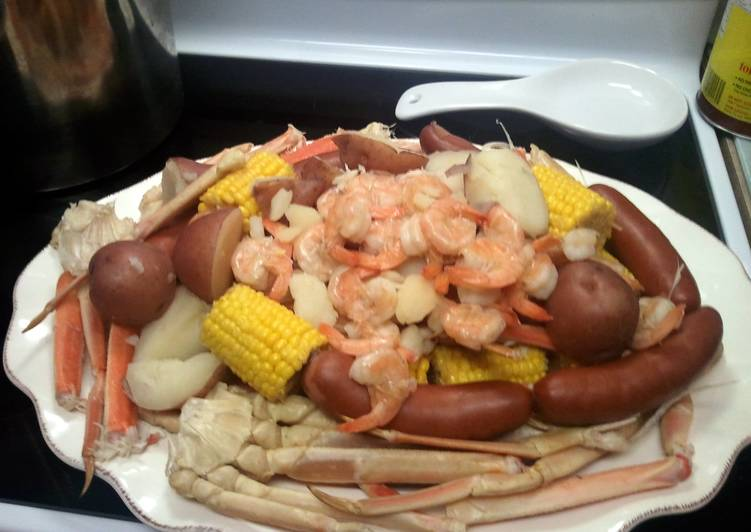 Southern Country Boil