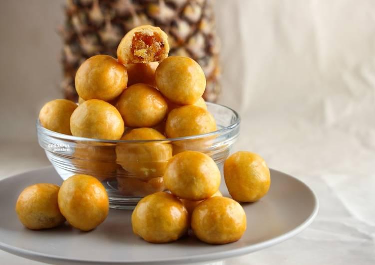 Nastar / Pineapple Cookies