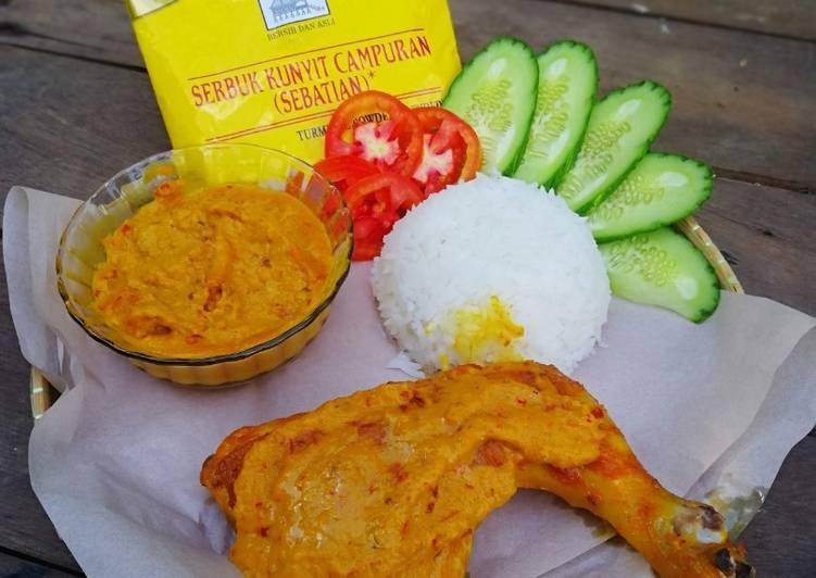 Ayam Percik Kelantan #MAHN - velavinkabakery.com