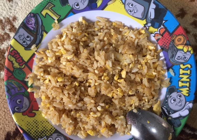 Resep Nasi Goreng Simpel utk Anak Paling dicari