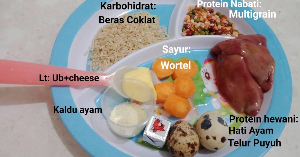 Resep Mpasi Bayi 6 7bulan Oleh Sri Wulandari Cookpad