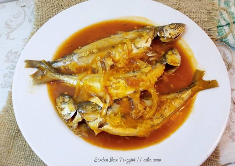 Sarden Ikan Tenggiri