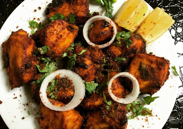 Grilled Podi Chicken