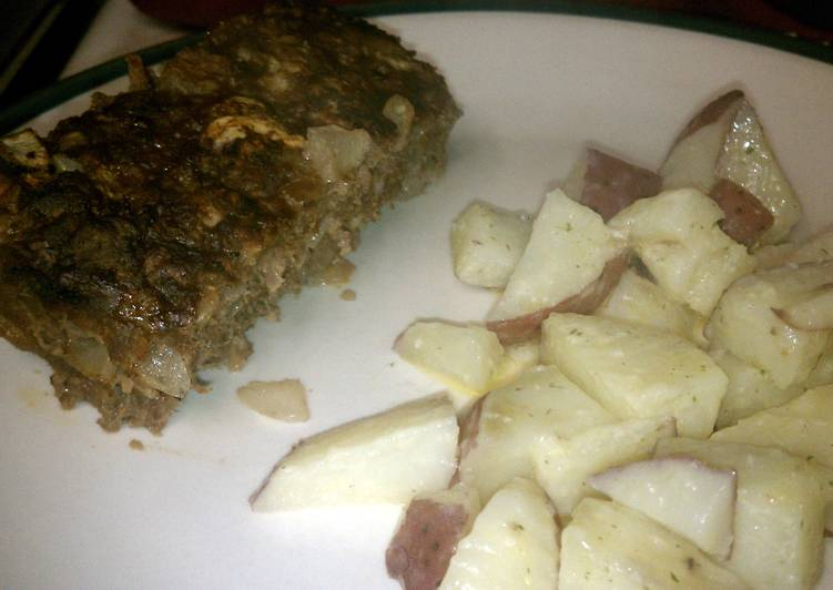 chef mama's meatloaf