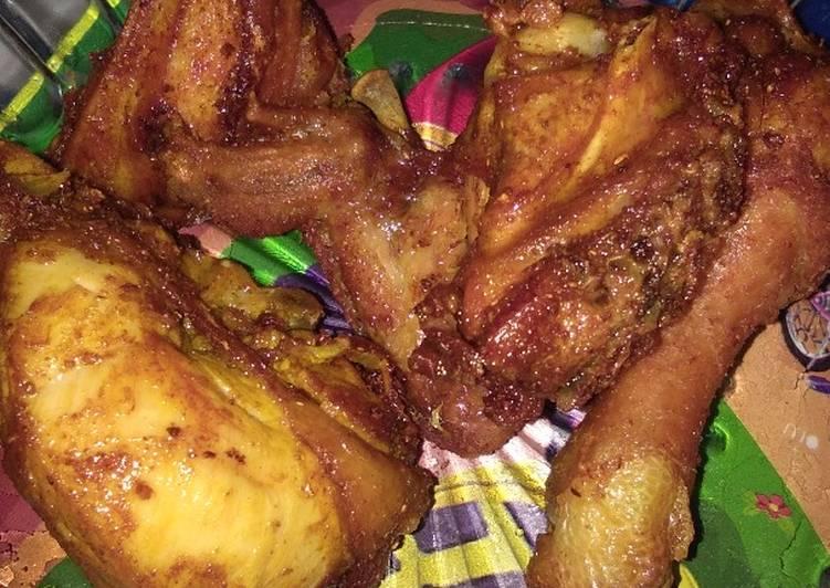 Ide Resep Ayam Goreng Ungkep Empuk Tahan Lama