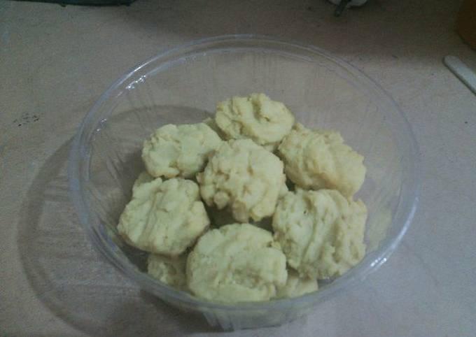 Cookies Emping Melinjo