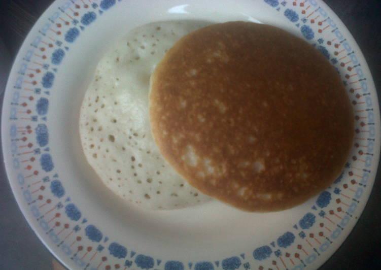 SERABI (Indonesian Pancake)
