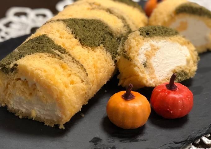 Rice flour Roll Cake