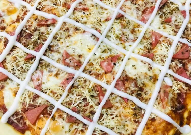 Pizza Hut ala rumahan