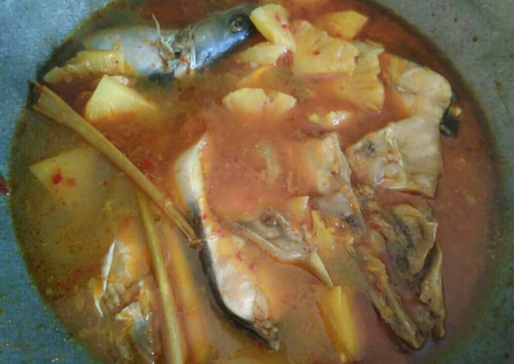 resepi ikan patin masak asam pedas asam pedas resepi ikan baung resepi lezat resepi mudah Resepi Masak Asam Pedas Ikan Baung Enak dan Mudah