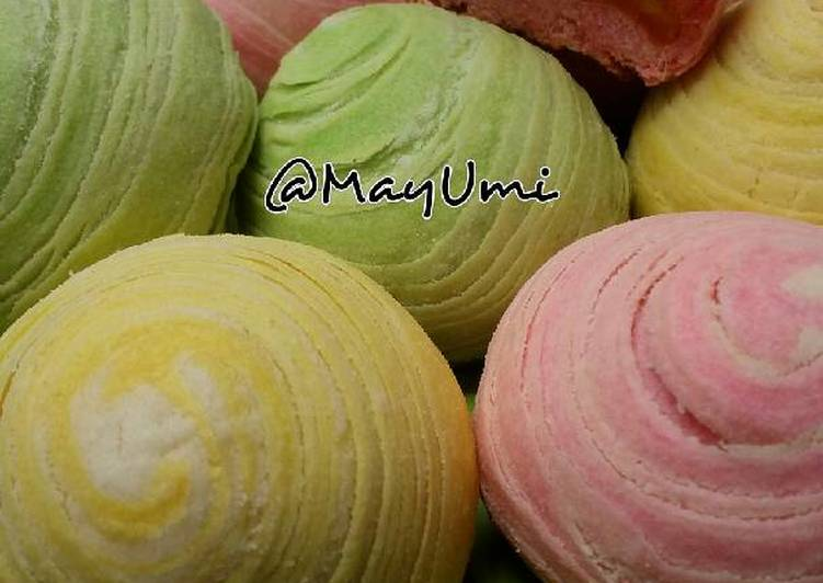 Thousand layer mooncake isi vla nangka 😉