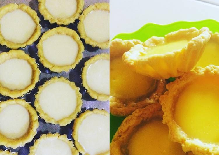 Resep Kue pie pertamaku😋 Paling dicari