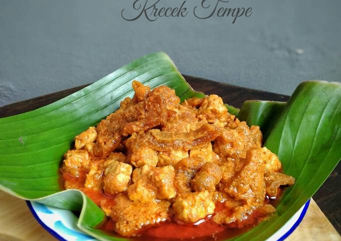 sambal goreng krecek tempe - resepenakbgt.com