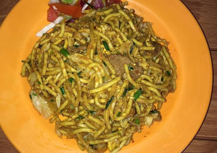 Mie Aceh & Acar