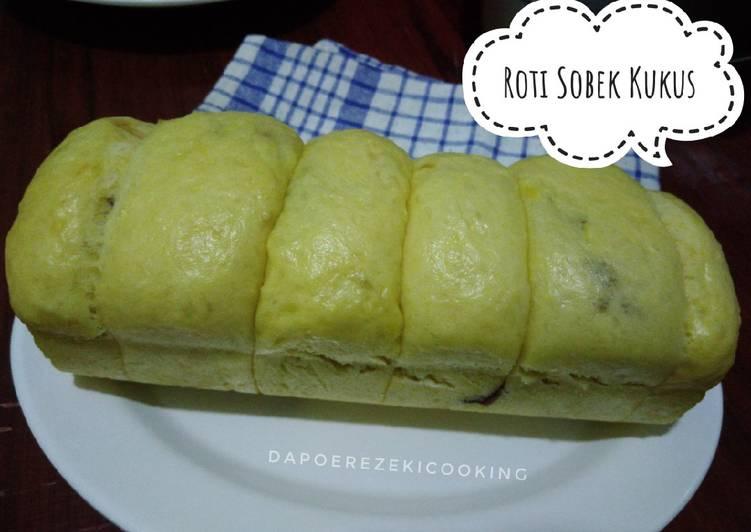 Roti Sobek Kukus