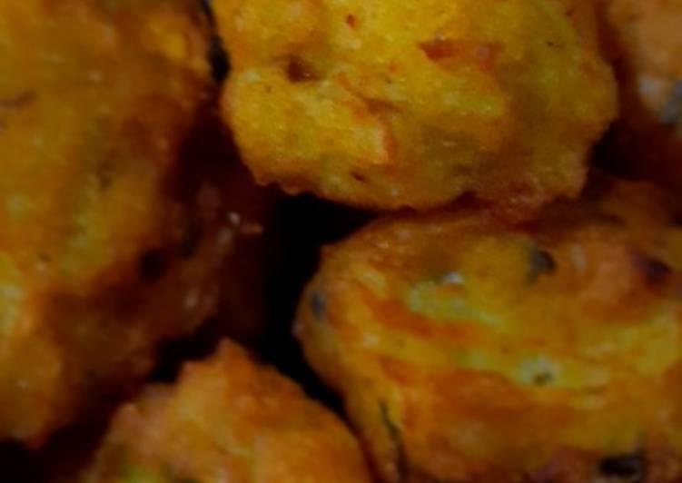 Resep Perkedel kentang pemula, anti hancur Yang Populer Lezat
