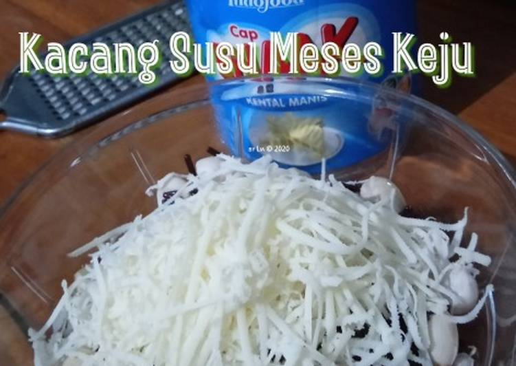 Kacang Susu Meses Keju