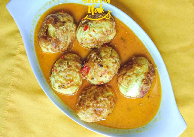 112. Gulai telur