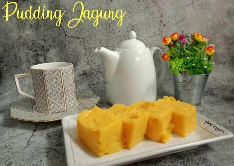 Pudding Jagung - velavinkabakery.com