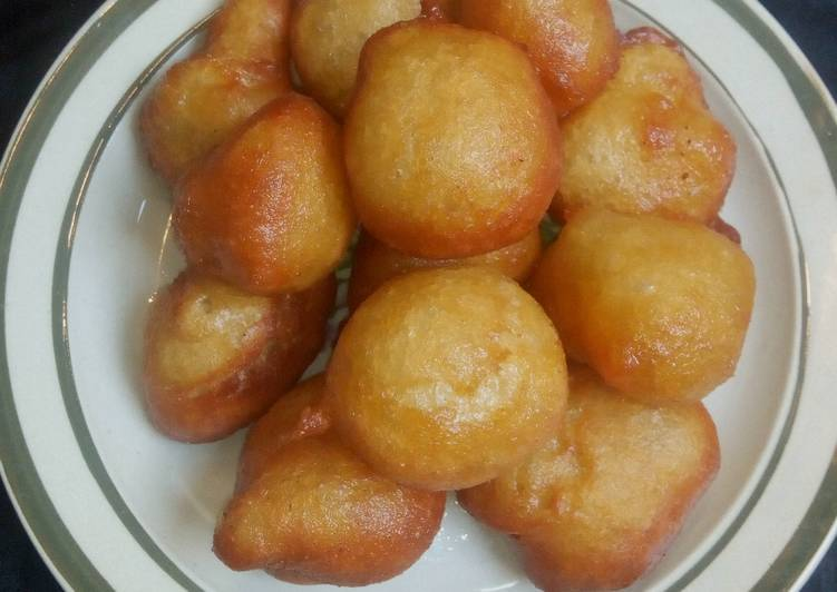 Easiest Way to Cook Appetizing Puff puff