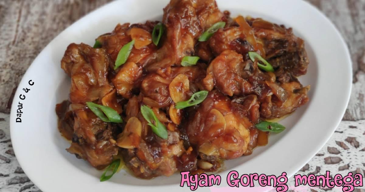 12 Resep Ayam Goreng Mentega Saus Tiram Enak Dan Sederhana Ala Rumahan Cookpad