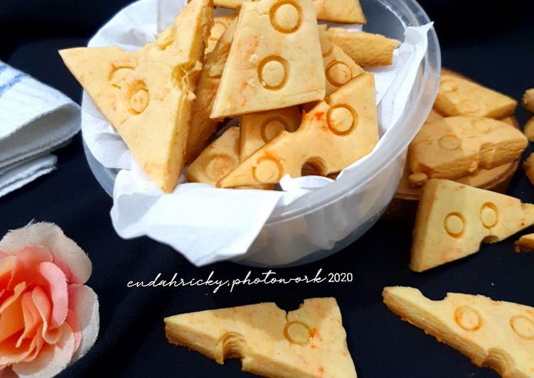 Butter Cookies Unik