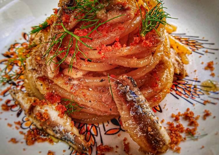 Spaghetti con le Sarde 😊