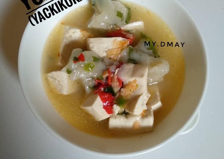Bakso aci yummy (yackikuka)