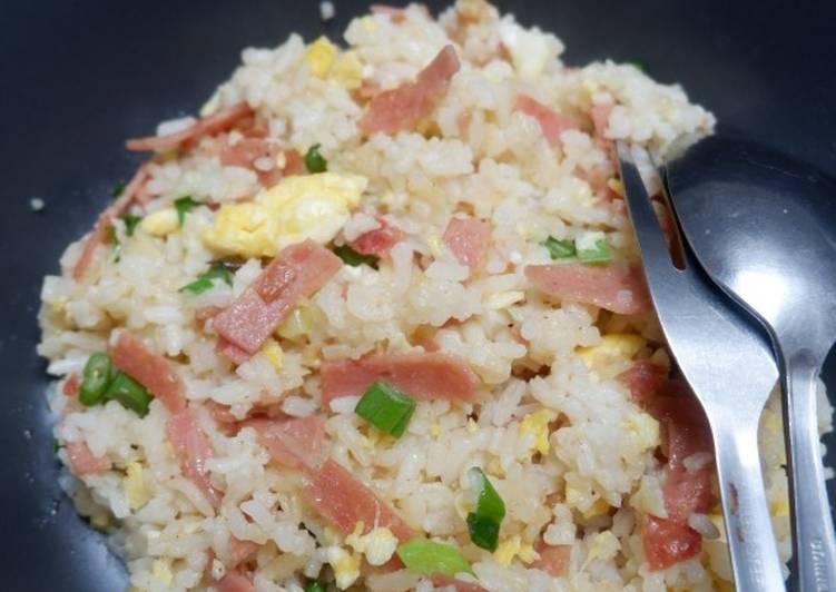 Resep Nasi goreng simple ala resto Bikin Ngiler