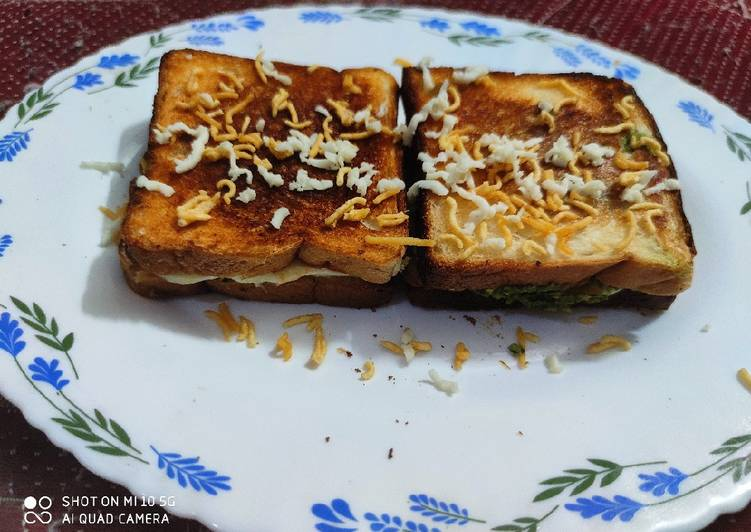 The Best Soft and Chewy Dinner Ideas Homemade Bombay Masala Toast