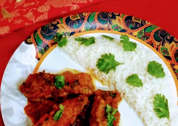 Recipe of Any-night-of-the-week Shahi dum fish kalia
