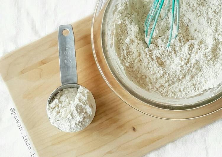 Resep Tepung Bumbu Homemade