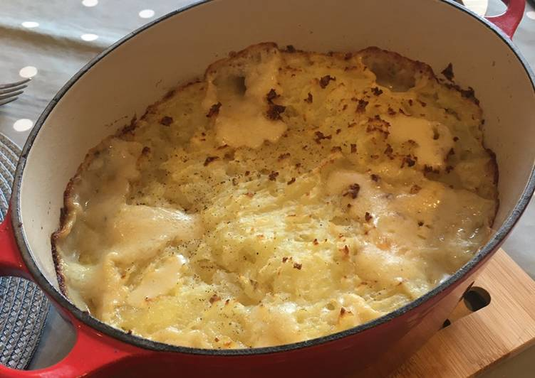 Step-by-Step Guide to Prepare Quick Weekend Fish Pie (GF & DF) 🐟