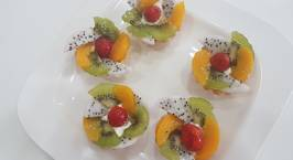 Hình ảnh món Tropical Fruit Tart