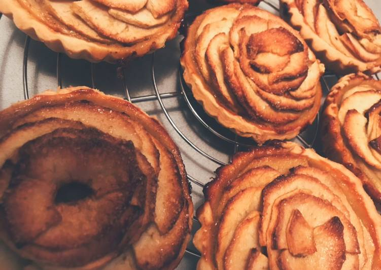 recette Tartelettes au pommes Le plus simple