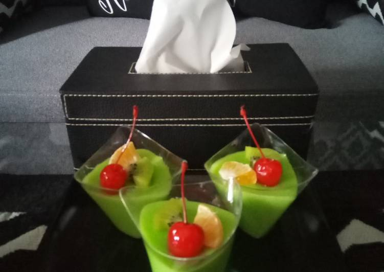Puding silky