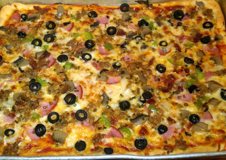 Foods That Make You Happy Denise's Quick Pizza
