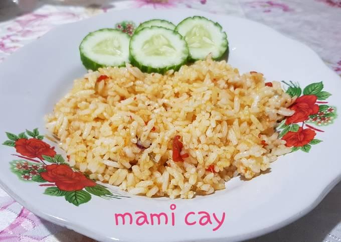 Resep Nasi Goreng Ebi, Lezat
