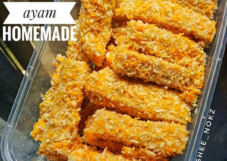 Bagaimana Cara Memasak Sempurna Nugget Ayam Homemade