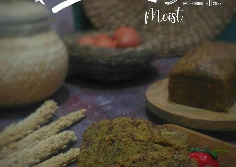 Bolu Pisang Moist (No oven, No Mixer)