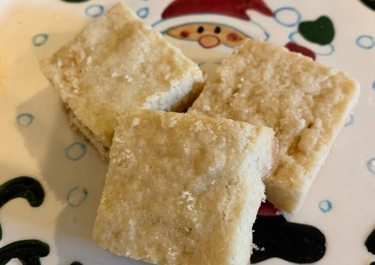 Recipe of Speedy Scottish Shortbread Cookies