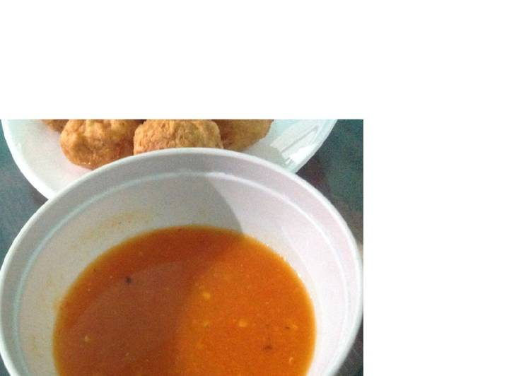 Saus Cocol Dimsum & Bakso Goreng / Saus Cocol / Saos Cocol