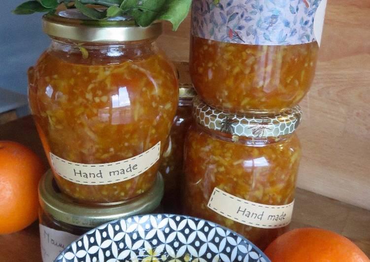 Comment à Préparer Rapide Marmelade So British !