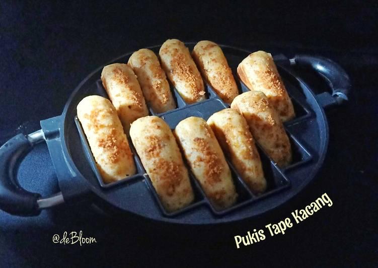 748. Pukis Tape Kacang - cookandrecipe.com