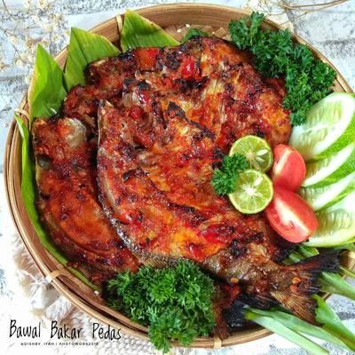 Resep Bawal Bakar Pedas Oleh Dish By Ifah Cookpad