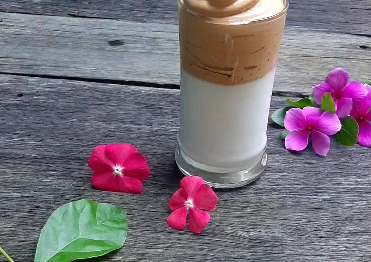 Dalgona Coffee (Nescafe classic)